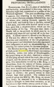Dublin Journal January 7, 1813