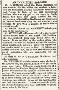London Standard July 10, 1900